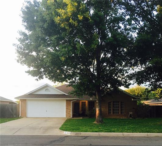 413 Arnold Ave, Burleson TX 76028