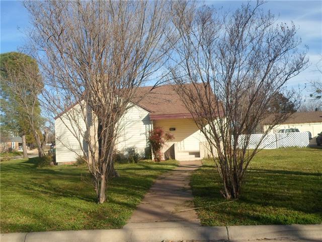1641 Swenson St, Abilene, TX