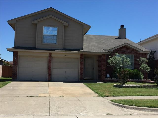 1837 Lost Crossing Trl, Arlington, TX