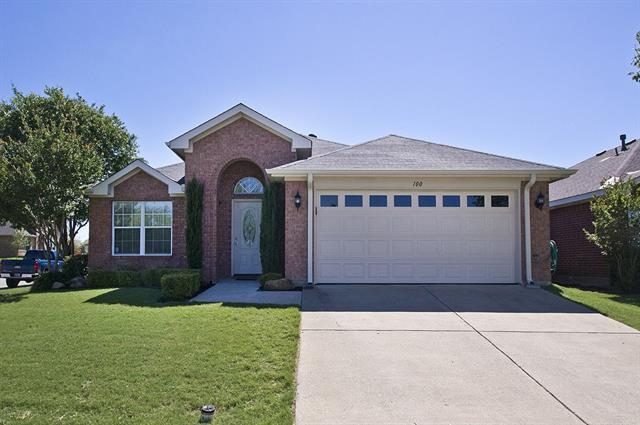 100 Lakefront Dr, Wylie TX 75098