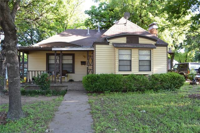 3118 Honeysuckle Ave, Fort Worth, TX