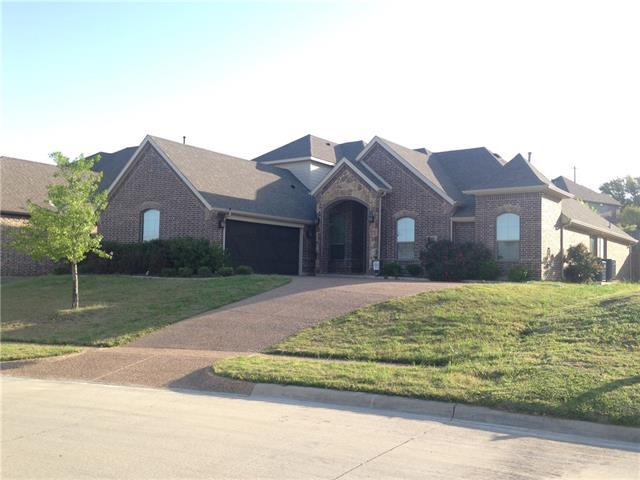 1030 Crown Valley Dr, Willow Park TX 76087