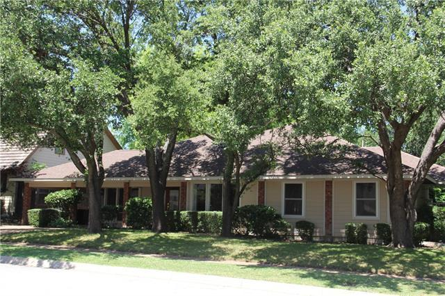Mattison Ave, Fort Worth TX
