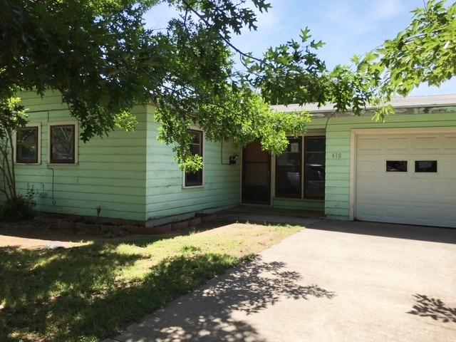 410 Shelton St, Abilene, TX