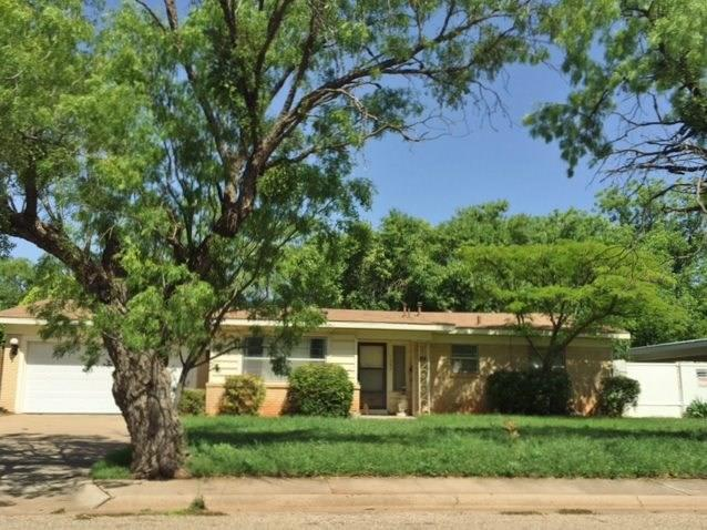 1383 Beechwood Ln, Abilene, TX