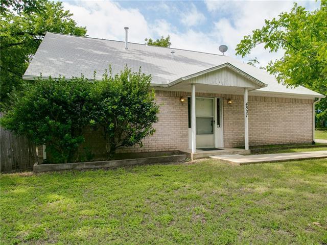 4535 Ohio Garden Rd, Fort Worth, TX