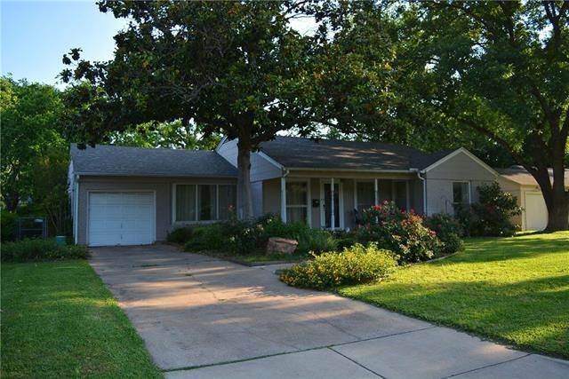 3532 Plymouth Ave, Fort Worth TX 76109