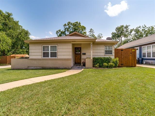 4301 Geddes Ave, Fort Worth TX 76107