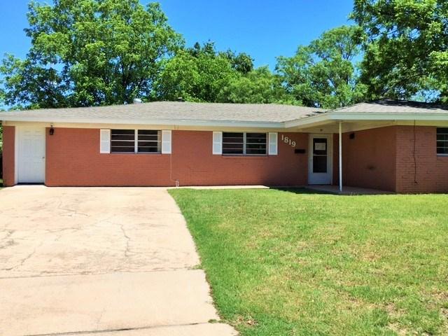 1819 Mimosa Dr, Abilene, TX