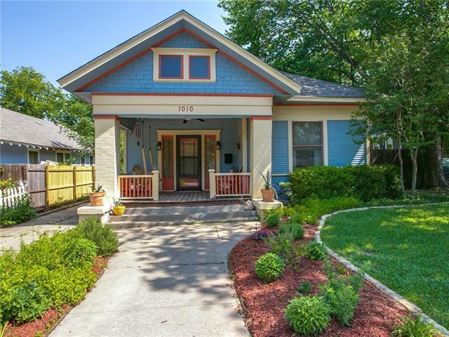1010 Hawthorne Ave, Fort Worth TX 76110