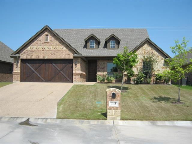 145 Winged Foot Dr, Willow Park TX 76008