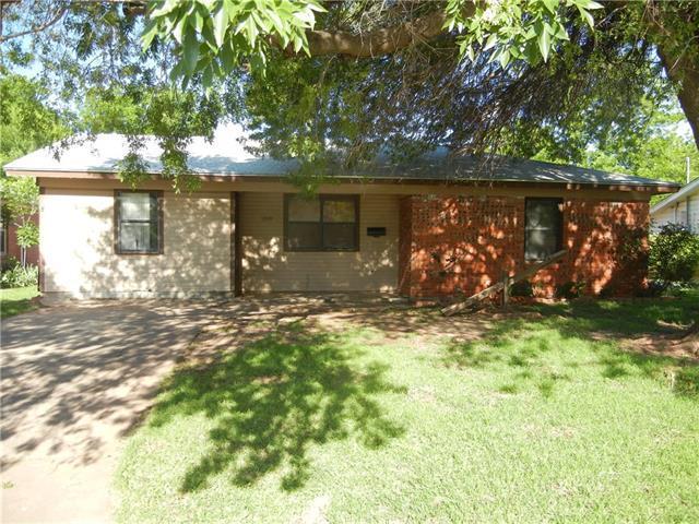 1249 Mimosa Dr, Abilene, TX