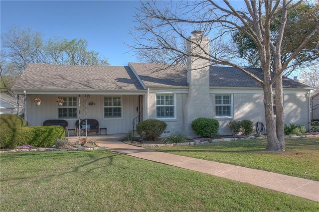 3718 S Hills Ave, Fort Worth TX 76109