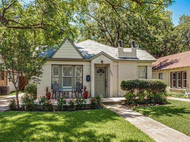 501 Cordova St, Dallas TX 75223