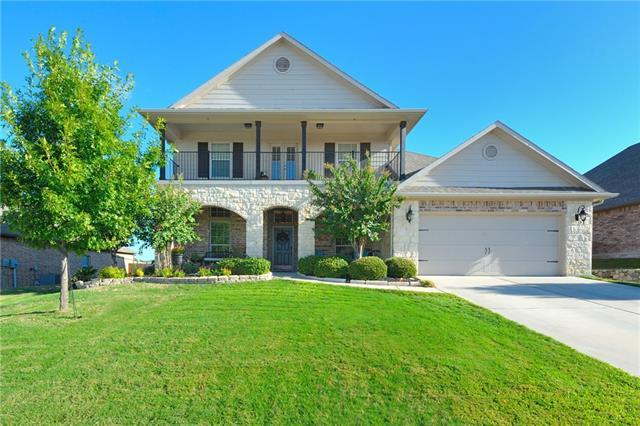 1609 Silverstone Dr, Willow Park TX 76087