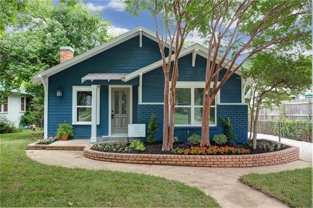 1713 Belle Pl, Fort Worth TX 76107