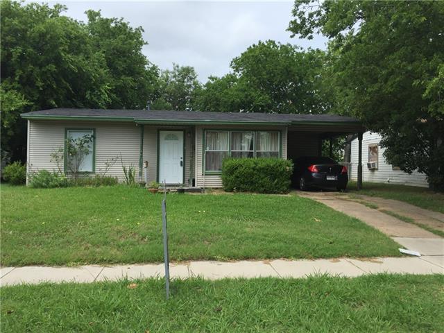 1110 Shawnee Trce, Grand Prairie, TX
