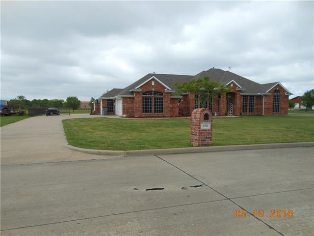 450 Meadow View Dr Lavon, TX 75166