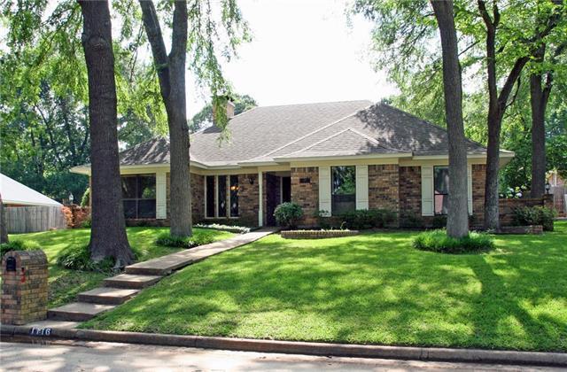 1116 Hillside Dr, Athens, TX