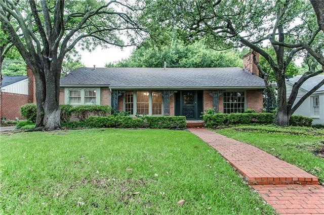 5625 Collinwood Ave, Fort Worth TX 76107