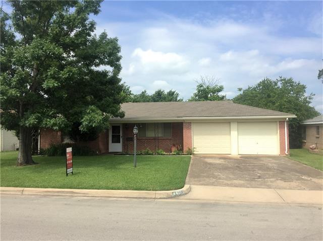 4013 Shawnee Trl, Fort Worth, TX