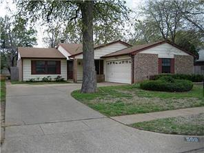 509 Westover Dr, Euless, TX