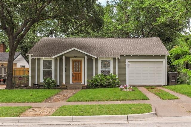 4029 Lovell Ave, Fort Worth TX 76107