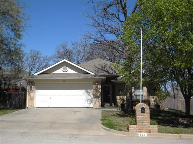 326 Sweetwater Dr, Weatherford, TX