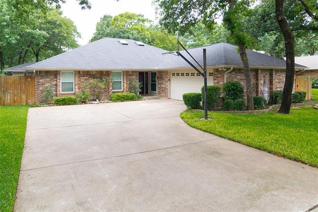 2816 Edgewood Ln, Bedford, TX