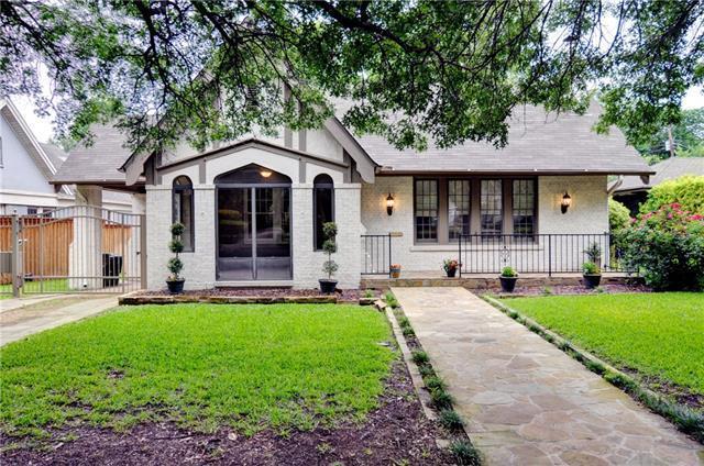 2548 Greene Ave, Fort Worth TX 76109