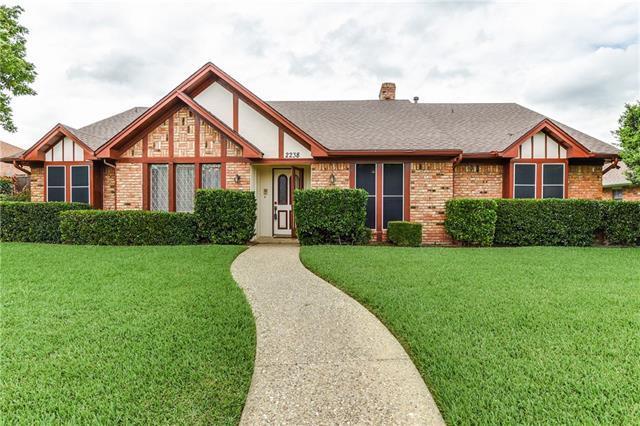 2238 Belvedere, Carrollton, TX