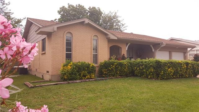 1101 Crest Park Dr, Garland, TX