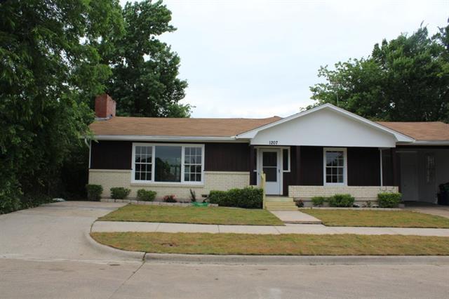 1207 N College St, Mckinney, TX