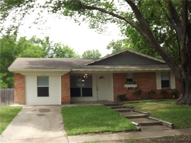 413 W Vista Dr, Garland, TX