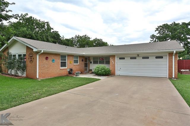 1382 N Willis St, Abilene, TX