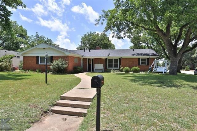 934 Harwell St, Abilene, TX