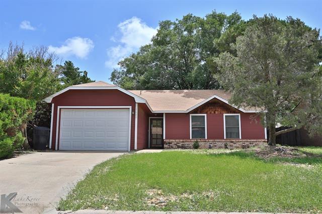 3649 Trinity Ln, Abilene, TX