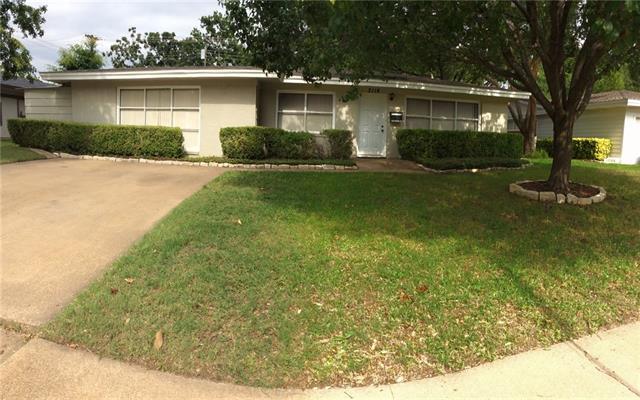 2114 William Brewster St, Irving, TX