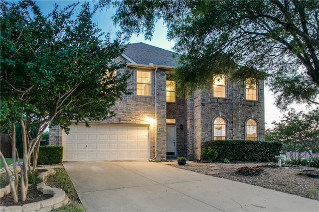 3416 Paradise Valley Dr Plano, TX 75025