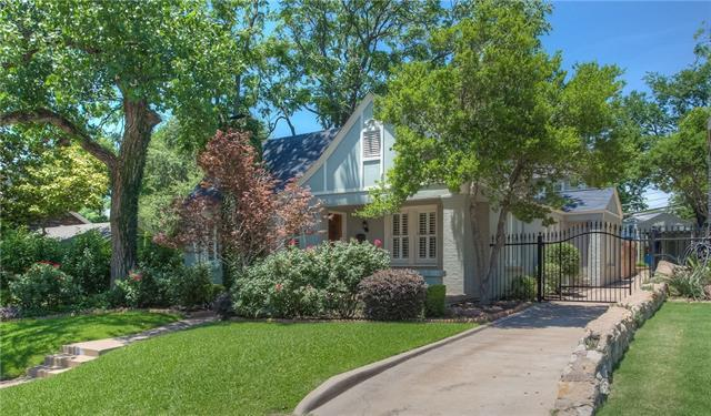 3116 Lamesa Pl Fort Worth, TX 76109