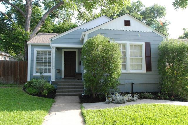 3924 Dexter Ave Fort Worth, TX 76107