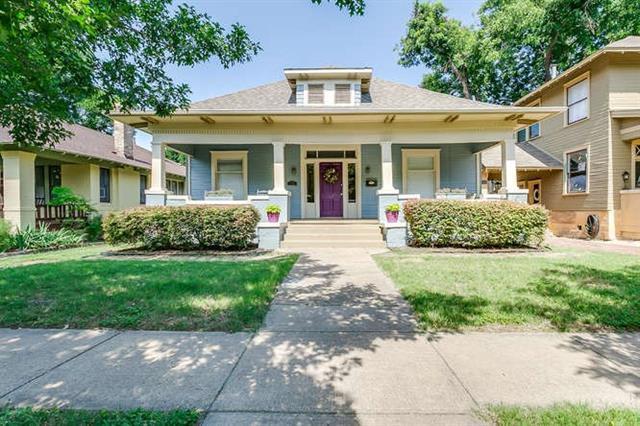 1724 Fairmount Ave Fort Worth, TX 76110