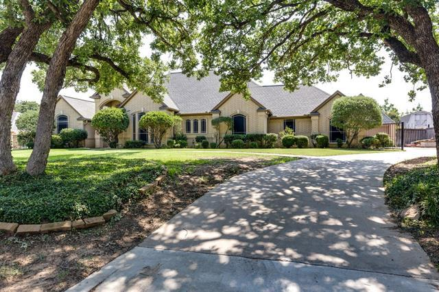 817 Runnymede Rd, Keller, TX 76248