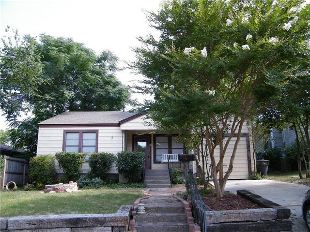 4913 Calmont Ave Fort Worth, TX 76107