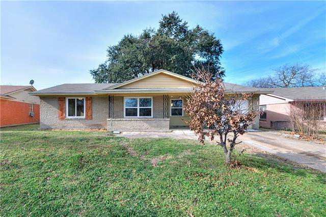 7219 Wilcox Drive, Dallas, TX 75232