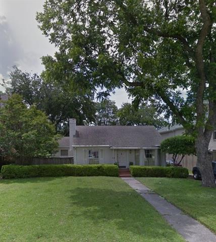 2637 Westminster Ave, Dallas, TX 75205