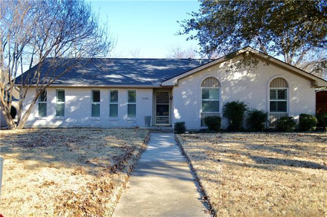 2640 Forest Grove DrRichardson, TX 75080