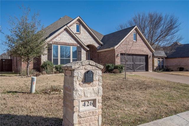426 Spyglass Drive, Willow Park, TX 76008