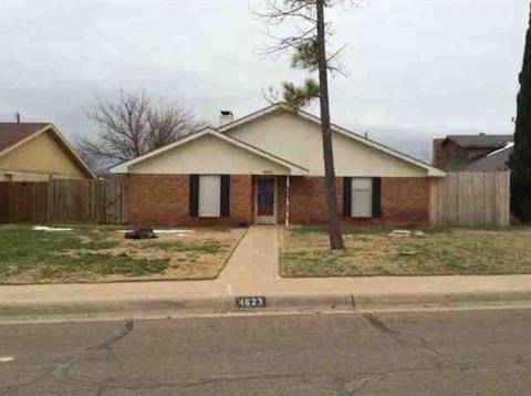 4623 Pleasant Dr, Midland, TX 79703