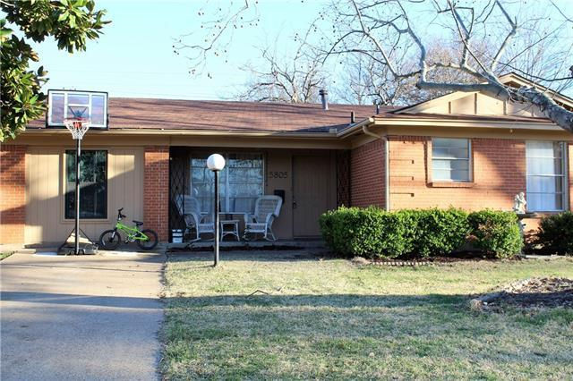 5805 Westhaven Dr, Fort Worth, TX 76132